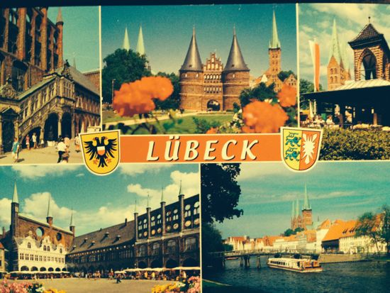 Byen Lübeck