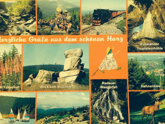Postkort fra Hartzen
